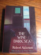 Robert Aickman - The Wine-Dark Sea  - HC 1st Edition - 1988