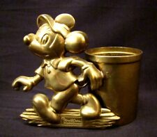 Porte-Crayon Figurine Mickey Walt Disney Production 70's
