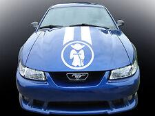 RACE STRIPE Star Wars Yoda. Custom car vinyl sticker. Viper transfer.
