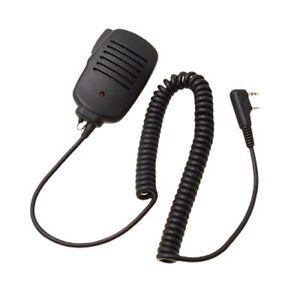 Speaker Mic for iCom walkie talkie/2 way Radio