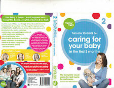 The How To Guide On:Caring For Your Baby:2-2006-First 3 Months-Baby-DVD