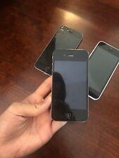Apple iPhone 4 - Black (Unlocked) Great Condition Unlocked