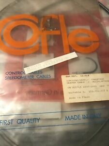 73 BEETLE Heater cable T1 111711717D Bug Beetle Volkswagen 1973 Cofle
