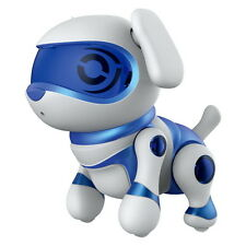 Splash Toys 30643 Teksta Newborn Roboter Haustier Hund Hundewelpe Puppy blau NEU