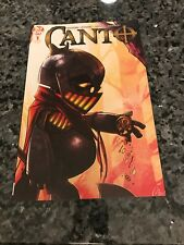 CANTO #1 2019 NEW YORK COMIC CON EXCLUSIVE!!
