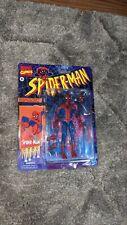 Marvel legends retro spiderman 6 inch ( On Card MIP )