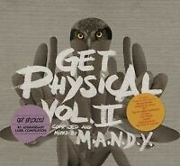 M.A.N.D.Y - Get Physical Vol.II - CD Neu - Say a Little Prayer for Me MANDY