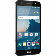 LG X Charge 16GB Unlocked Smartphone Cell Phone Black