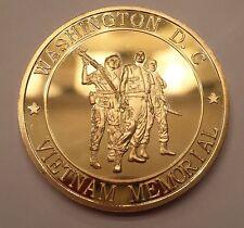USMC VIETNAM MEMORIAL challenge coin M 115