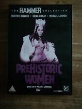 DVD - HAMMER HORROR THE PREHISTORIC WOMEN