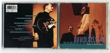 Cd DAVID SYLVIAN ROBERT FRIPP The first day - OTTIMO Virgin 1993