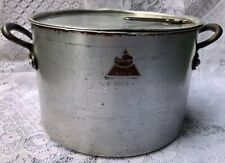 More details for vintage agaluxe cake baker 3 cake tins / casserole 1960s 9pt aluminium