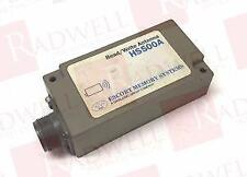 ESCORT MEMORY SYSTEMS HS500A (Used, Cleaned, Tested 2 year warranty)