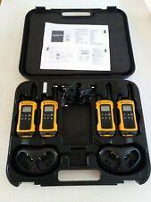Motorola TLKR T80 Extreme Walkie Talkies - Boxed set of 4