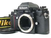 [Almost Mint] Nikon F3 Eye Level Finder Body 35mm SLR Camera + Strap from JAPAN