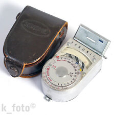 Exposition couteau sekonic leader l-8 * exposure meter