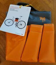 Donkey 6-Pack Bike Bag Orange Gray With Tags