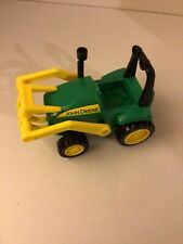 John Deere Tractor W/ Claw Toy Green/Yellow