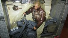 Steve McQueen German WWII Motorcycle movie The Great Escape Scale 1:6 21st Centy