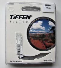 Tiffen 67mm Polarizer Polarizing Filter