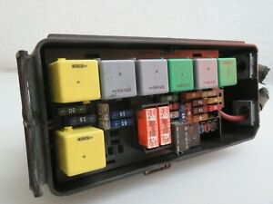 06-09 MERCEDES-BENZ W251 R350 FUSE SAM RELAY BOX MODULE OEM