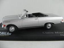 "Ixo #122 OPEL REKORD A Cabriolet (1964) ""Mackichan"" in argento 1:43 NUOVO/PC-VETRINA"