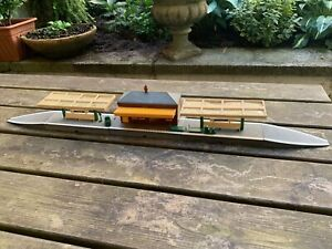 1960s Triang Hornby station set, Buildings And Accessories