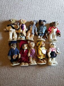 Brass Button Bears 20th Century Collectibles
