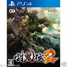 Toukiden 2 SONY PS4 PLAYSTATION 4 JAPANESE NEW JAPANZON