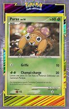 🌈Paras - DP02:Trésors Mystérieux - 92/123 - Carte Pokemon Neuve Française
