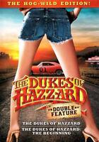 The Dukes of Hazzard (2005) / The Dukes of Hazzard: The Beginning DVD NEW