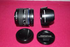Olympus Zuiko Digital 14-42mm 1:3.5-5.6 Objektiv lens + hood und caps