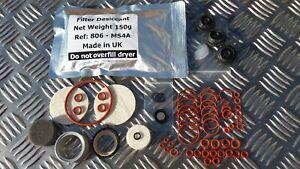 Range Rover Compressor Seal Liner Valve Block & Air Dryer P38 Master Repair Kit