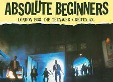 Absolute Beginners ORIGINAL AH-Foto David Bowie KLASSE