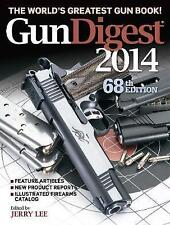 Gun Digest 2014 by Jerry Lee (Paperback, 2013)