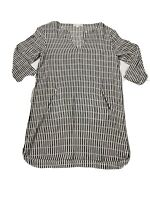 Trenery by CR Country Road Shift Dress Long Sleeves Size M