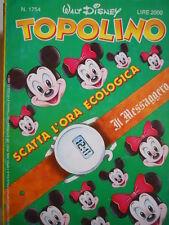 Topolino n°1754 [G.273] - BUONO –