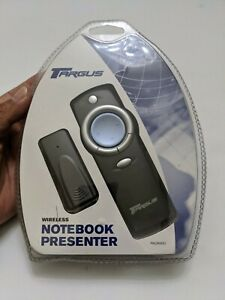 TARGUS WIRELESS Notebook Presenter Model #PAUM30U New In Package