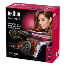 Braun Satin Hair 7 HD 770, free shipping Worldwide
