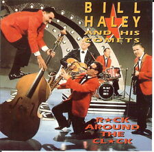 Bill Haley and his Comets - Rock Around The Clock - CD Album (1994)