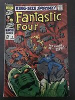 Fantastic Four Annual #6 1968 first print Marvel Comic 1st Appearance Annihilus
