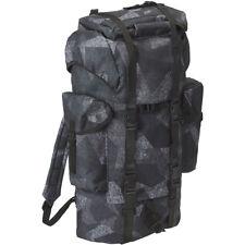 Brandit BW Combat Backpack Urban Army Patrol Bag 65L Rucksack Night Camo Digital