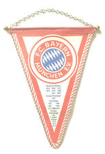 FC Bayern München e.V. Wimpel Fussball pennant #108