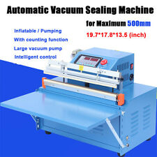 outside pumping vacuum packing machine/inflatable packaging machine/sealer