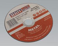 Sealey PTC/100cet Disque de Découpe Ø100 x 1mm 16mm diamètre