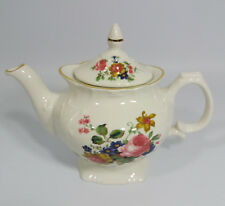 Vintage Price & Kensington Teapot for One Traditional Floral Pattern