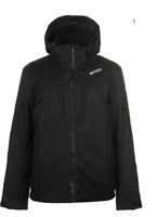 NEVICA Vail Ski Jacket Mens Black Size UK XL *REF99