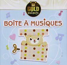 CD NEUF - BOITE A MUSIQUE POUR LES PETITS - C2