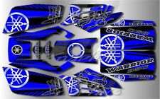 Yamaha Warrior full graphics kit Decals Stickers .Thick And High Gloss