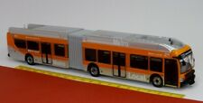 New Flyer xcelsior XN60 Articulated: Metro Los Angeles: Iconic Replica IR-0163